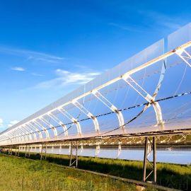 槽式太阳能工业蒸汽系统