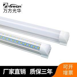 t8v型灯管一体化1.2m36wledv型日光灯