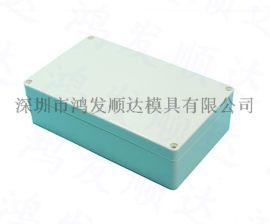 户外安防监控电源防水盒 仪表仪器 塑料外壳加工定制