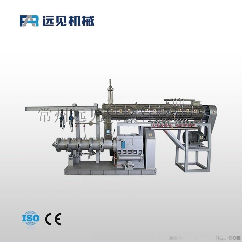 遠見SPHG-D 棉粕脫毒膨化設備 豆粕脫毒膨化機