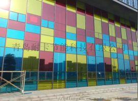 青岛酒店淋浴房防爆膜,反光膜,电梯贴膜