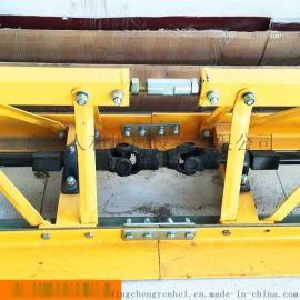 宽度4-16米框架式混凝土振动梁 电动整平机可定制