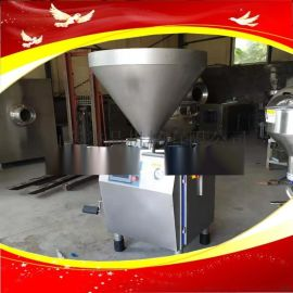 厂家供应全自动叶片灌肠机多功能真空定量灌肠机