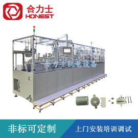 微型气泵自动化生产线