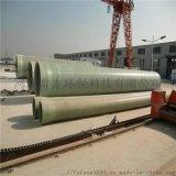 定製玻璃鋼電纜保護管 玻璃鋼夾砂管道