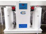 地埋一体化污水处理设备/生活污水消毒设备