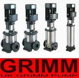 进口不锈钢立式多级管道泵(欧美进口品牌)