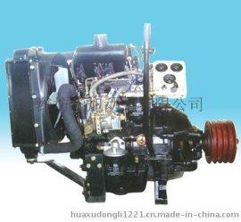 32马力柴油机 双缸柴油机 ZH2110P 130离合器皮带轮