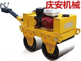 庆安QAY-6/QAY-6C手扶式单轮压路机