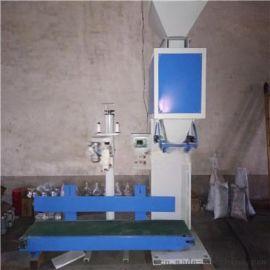 实物拍图颗粒定量秤包装机 自动计量称重包装机简述