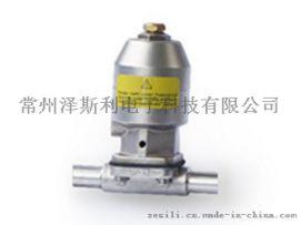 迷你型气动焊接隔膜阀