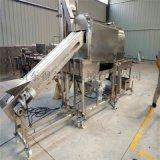 全自動雞米花加工設備 DR6型雞米花裹粉機設備圖片