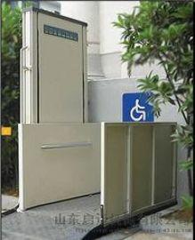 移动式升降机无障碍家用电梯厂家南京市淮安启运厂家