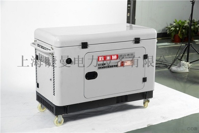 歐洲獅5KW柴油發電機GT-650TSI