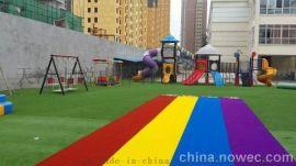 天津幼儿园人造草坪销售、足球场人造草坪施工队