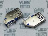507-USB連接器 3.0母座側插