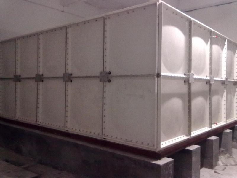 家庭用水箱环保 不锈钢整体水箱 拼接沉水水箱
