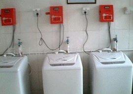 投币式全自助洗衣机 (XQB4)