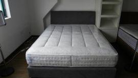 单层慢回弹海绵床垫