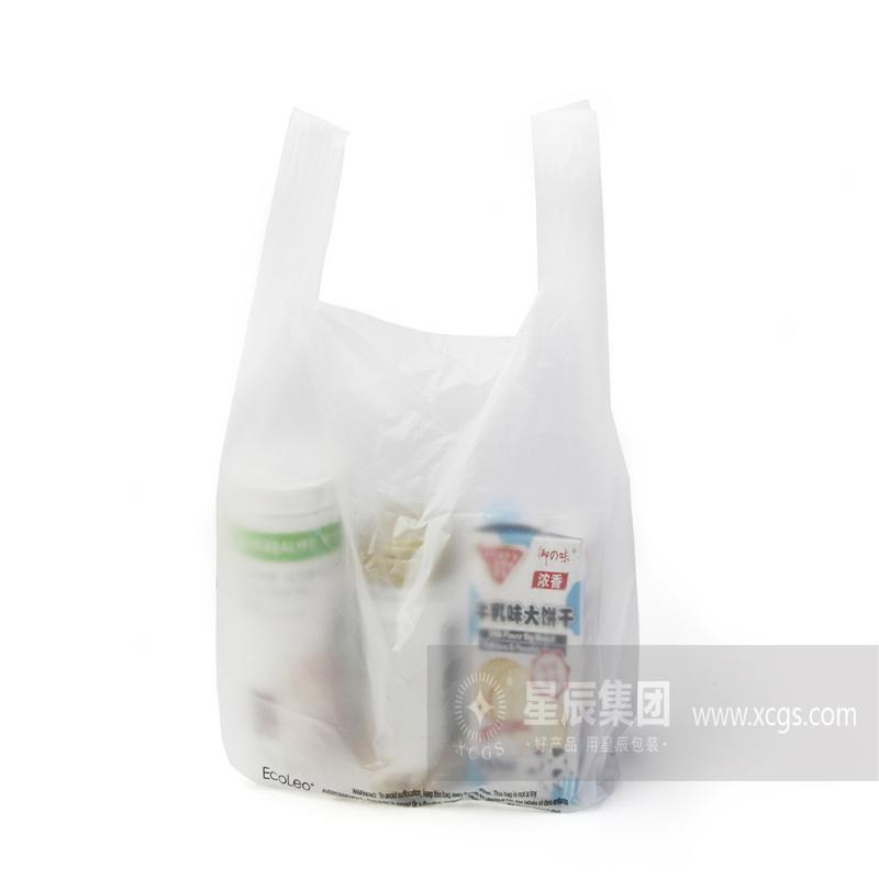 生物基原料   全降解材料 超市购物袋 淀粉基降解马夹袋