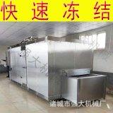 蝦丸雞排快速結冰冷凍機 火鍋丸肉製品速凍機