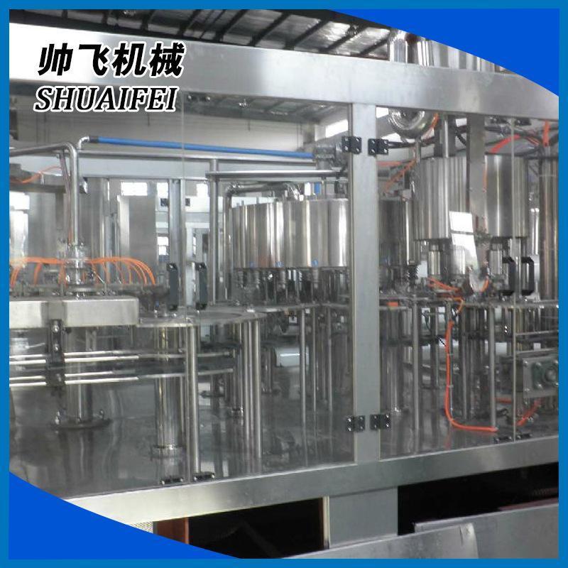 纯净水矿泉水灌装机 果汁饮料机械