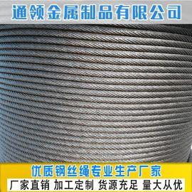 19*7- 8.0 防旋转钢丝绳 提升机 行车用结构碳素钢不旋转钢丝绳