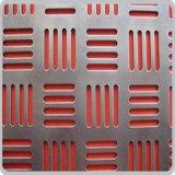 铝板冲孔网 不锈钢冲孔网 洞洞板 异形冲孔网