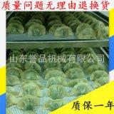 水饺蒸煮炉 酱肉熏鱼设备 肉类蒸煮烟熏上色机器 250烘干腊肠机器