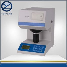 纸张透明度测试仪 白度测定仪