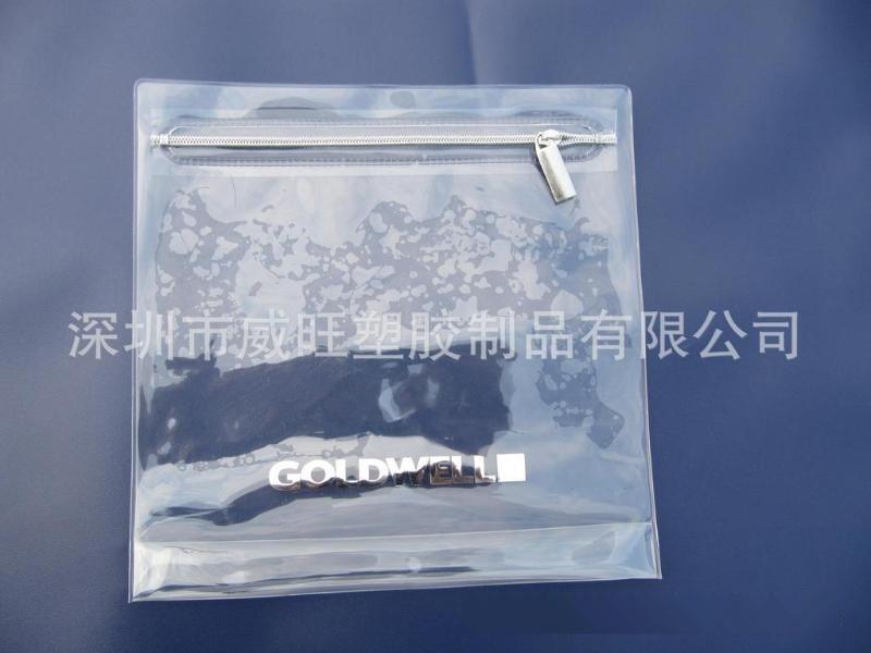 厂家直销EVA挂钩袋,PVC服装包装袋