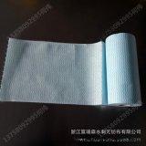 蓝色水刺布点断卷生产厂家_新价格_供应多规格蓝色水刺布点断卷