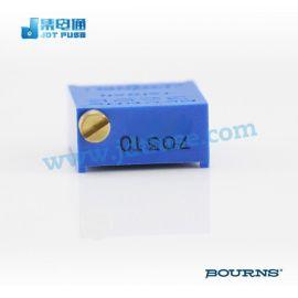 邦士微调电位器3296W-1-200LF
