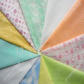 新价供应多种柔软环保包装用水刺无纺布_定做多种特种水刺生产厂