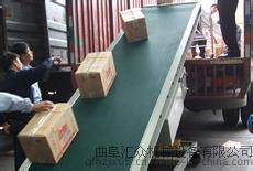 平型不锈钢架皮带输送机 调速皮带输送设备