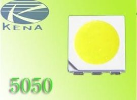白光贴片灯珠 (5050)