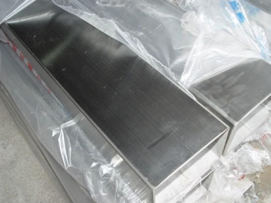 304不锈钢方通 无锡拉丝不锈钢方管 太钢机械结构用管30*50*1.5