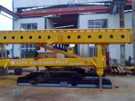 23m长螺旋钻机长螺旋打桩机