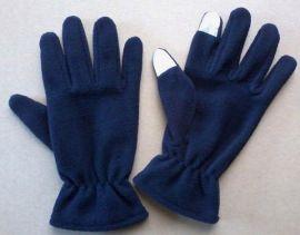 摇粒绒触屏手套