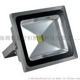 四川LED顶棚灯100W高速公路横向投光灯