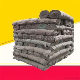黑心棉毛毡 公路养护 大棚保温 货品保护