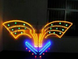 批发广万达牌LED展望未来路灯美化灯GWD--ZXD018