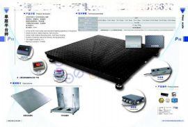 申克瑞杰CW电子平台秤3T