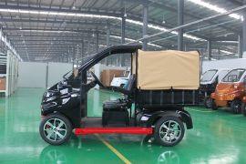 湖南电动平板货车 电动微卡小型电动送餐车 超市送货车