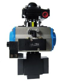 供應吉騰聚氨酯氣動KK閥 高低壓切換閥