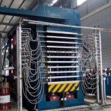 青島國森機械製造工業紙板壓製成型設備