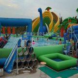 廣州西浦(海蘭藍)大型充氣水上樂園