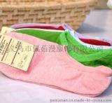 包邊女襪 全棉糖果色包邊女士船襪 隱形 淺口船襪 襪子批發