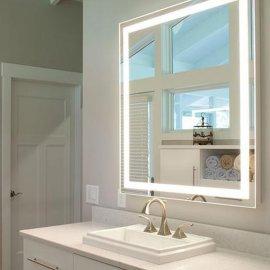 帝博DB-LM174 50*70CM美国五  酒店浴室镜
