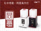 联创DF-LP1102T联创同意高升灯DF-LP1102T 液晶屏显示 万年历 闹钟